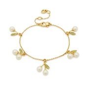 Kate Spade New York Cherie Cherry Bracelet