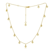 Kate Spade New York Gold Hearts Scatter Necklace