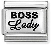 Nomination Boss Lady Charm