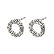 Pilgrim Silver Malin Earrings
