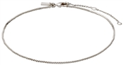 Silver Pallas Anklet by Pilgrim