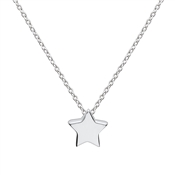Argento Silver Star Necklace