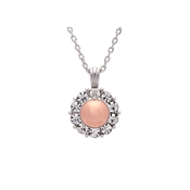 Lily & Rose Miss Sofia Rose Pearl Necklace