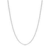 Polished Ball Chain Necklace by Pandora