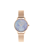 Olivia Burton Rose Gold Under The Sea Watch