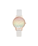 Olivia Burton Rainbow Wishing Wave Watch