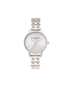 Olivia Burton Sunray Mixed Metal Watch