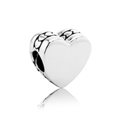 Engraving Heart Charm by Pandora