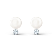 Swarovski Treasure Pearl Earrings
