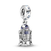 Pandora Star Wars R2-D2 Drop Charm