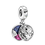 Magical Unicorn Double Drop Charm by Pandora