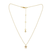 Kate Spade New York Gold Sparkle Star Necklace