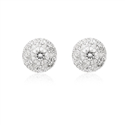 Kate Spade New York Brilliant Crystal Dome Earrings