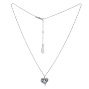 Vivienne Westwood Rhodium Galaxy Petra Necklace