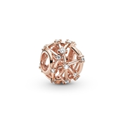 Pandora  Rose Openwork Star Constellations Charm