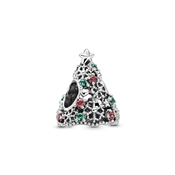 Glitter Christmas Tree Charm by Pandora