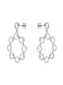 Ted Baker Silver Crystal Starlight Earrings