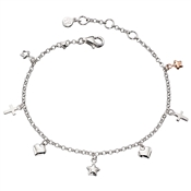Little Star Athena Charm Bracelet