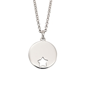 Little Star Adults Gia Open Star Necklace