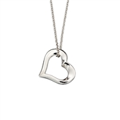 Little Star Adults India Heart Necklace