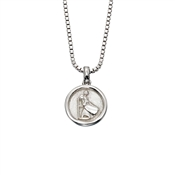 Little Star Miller St Christopher Necklace