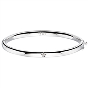 Little Star Xandra Diamond Star Baby Bangle