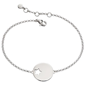 Adults Zoe Open Star Bracelet by Little Star