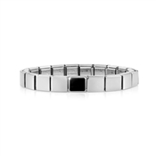 Nomination GLAM Black Square Bracelet