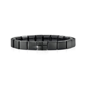 Nomination GLAM Black Grid Bracelet
