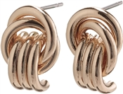 Pilgrim Rose Gold Doris Earrings