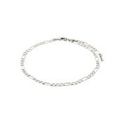 Pilgrim Silver Dale Chain Anklet