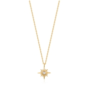 Ania Haie Gold Midnight Star Necklace