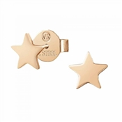 Nomination Rose Gold Stardust Stud Earrings