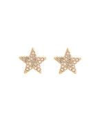 Olivia Burton Gold Star Earrings