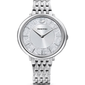 Swarovski Crystalline Silver Chic Watch