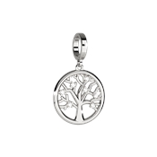 Rebecca Silver Tree Of Life Charm