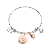 Karma Star Baker Bangle
