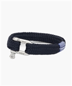 Pig and Hen Gorgeous George Navy Bracelet