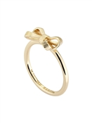 Ted Baker Gold Petite Bow Ring