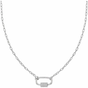 Nomination Silver Charming Link Necklace