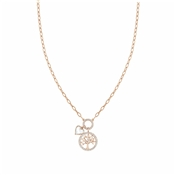 Nomination Rose Gold Vita Tree Of Life Necklace
