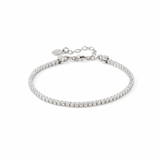 Nomination Chic Silver Crystal Bracelet