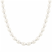 Nomination Kate Silver White Pearl Necklace