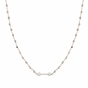 Nomination SeiMia Mixed Metal Charm Necklace