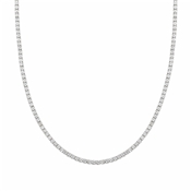 Nomination Chic Silver Crystal Necklace