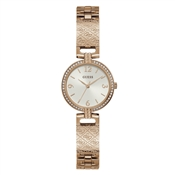 Guess Rose Gold Mini Luxe Watch