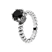 Pandora Melanite Ring