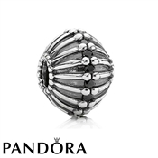 Pandora Large Black Zirconia Showstopper Charm