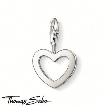 Thomas Sabo Cutout Heart Charm