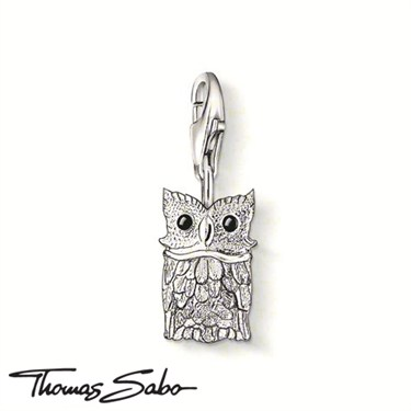 Thomas Sabo Owl Charm   - Click to view larger image